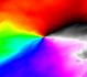 Hochdruckgebiet in Farbe
