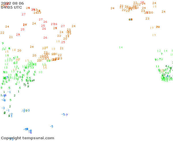 Observations for Atlantic Ocean South