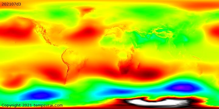 Climate decades Pressure