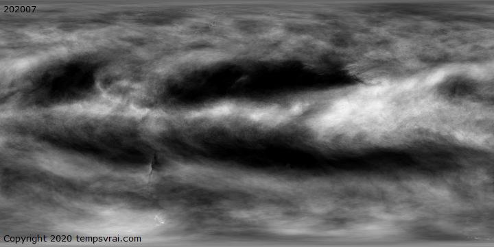 Wetterhistorie Hohe Wolken