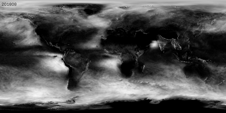 Weather history - Low clouds