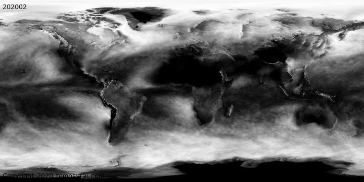 Wetterhistorie Niedrige Wolken