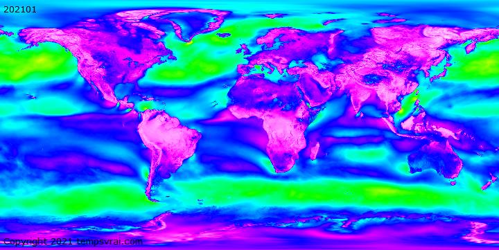 Wetterhistorie Windstärke