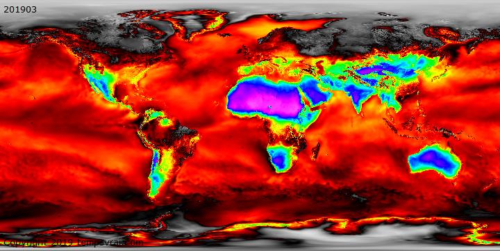 Wetterhistorie Relative Feuchte