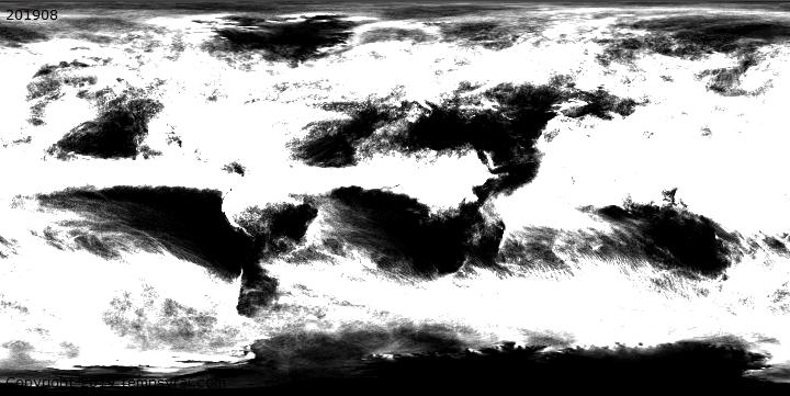 Weather history - Advective precipitation