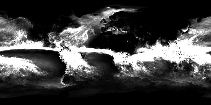 Weather history - Convective precipitation