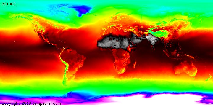 Archiv der Wetterhistorie weltweit
