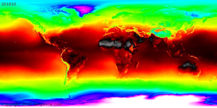 Wetterhistorie Temperatur